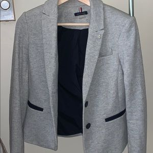 Tommy Hilfiger Grey Women's Blazer